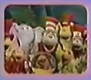 The Wubbulous World of Dr. Seuss Season 2 Cast (Nick Jr 1998) (Version 1)
