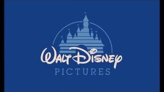 Walt Disney Pictures logo (1990-2006)