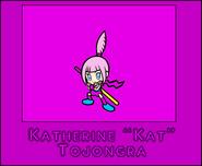 9) Kat (WarioWare. Portfolio Cartoon)