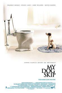 2000 - My Dog Skip Movie Poster