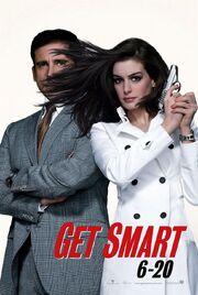 2008 - Get Smart Movie Poster