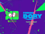 Disney XD Toons Theater Finding Dory Promo 2017