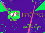 Disney XD Toons Theater The Lion King Promo 2017