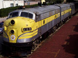 Texas Limited Engines 100 and 200