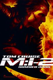 2000 - Mission - Impossible 2 Movie Poster