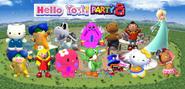 Hello yoshi party 8