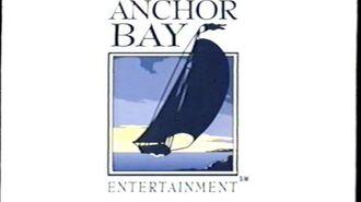 Anchor Bay Entertainment (2001) Company Logo (VHS Capture)