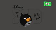 Disney XD Toons Angry Birds Halloween UK 2019