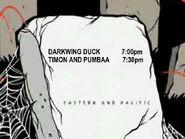 Toon Disney Toons Halloween Darkwing Duck To Timon And Pumbaa