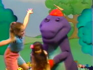 Barney,TinaandAmy