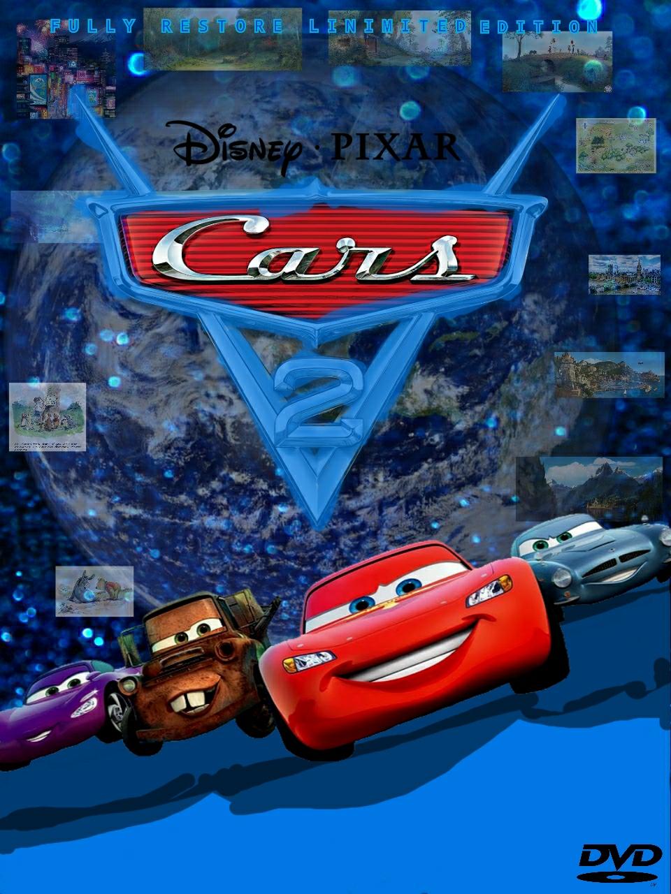 Cars 2 Dvd Fully Restore Edition Scratchpad Fandom