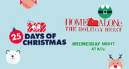 Disney XD Toons 25 Days of Christmas Home Alone The Holiday Heist Promo 2019