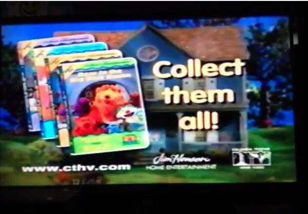 File:Bear in the Big Blue House (Volumes 1-4) Videos Promo.png