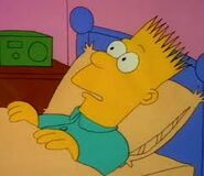 Bart Simpson in Good Night