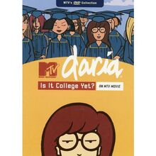 Daria The Movie Is It College Yet 2002 DVD