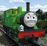Oliver the Great Western Engine