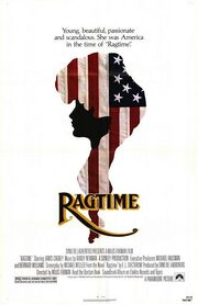 1981 - Ragtime Movie Poster 1