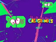 Disney XD Toons The Casagrandes Promo Next UK 2019