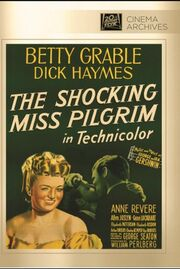 1947 - The Shocking Miss Pilgrim DVD Cover (2013 Fox Cinema Archives)