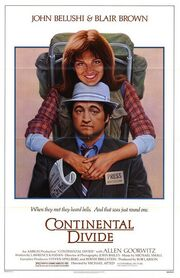1981 - Continental Divide Movie Poster