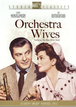 Orchestra Wives DVD