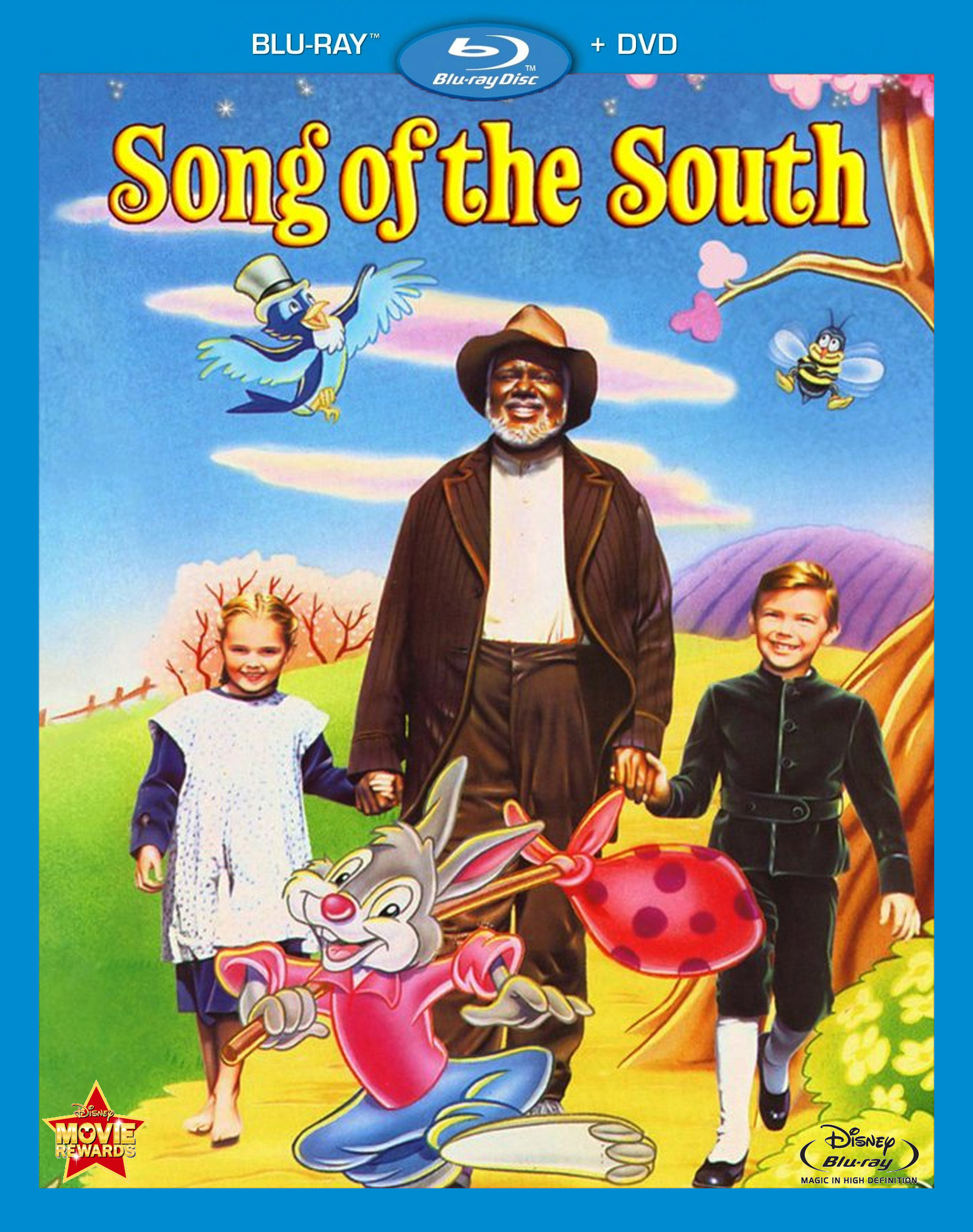 opening to song of the south 2010 blu ray version 1 scratchpad