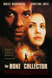 1999 - The Bone Collector Movie Poster