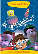 CartoonTales Are You My Neighbor DVD cover