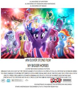 My Bigger Horses (1995) Poster