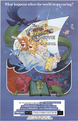 Opening To The Care Bears Movie 1998 Re-Release AMC Theaters