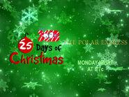 Disney XD Toons 25 Days Of Christmas The Polar Express Promo 2018