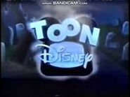 Toons Disney Toons 2002 Bumper (Scary Saturdays of Halloween)