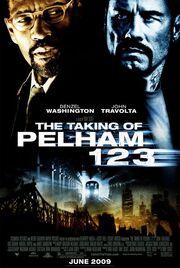 2009 - The Taking of Pelham 123 Movie Poster