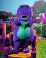 Barney's Evil Twin (Season 2 costume).png
