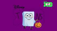 Disney XD Toons Spongebob Squarepants Halloween 2019 UK