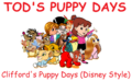Tod's Puppy Days - Clifford's Puppy Days (Disney Style).png