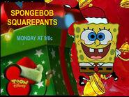 Toon Disney Spongebob Squarepants Christmas Special (2005, UK)