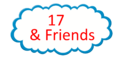 17 and Friends Logo.png