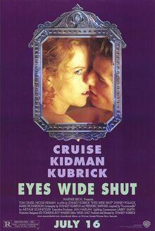 1999 - Eyes Wide Shut Movie Poster