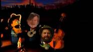 Cartoon singers