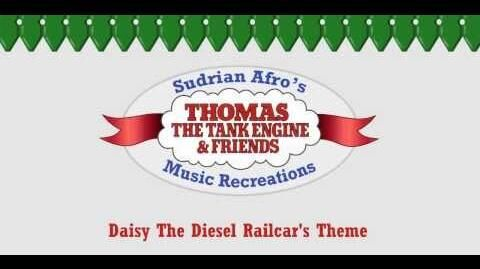 Daisy The Diesel Railcar's Theme-0