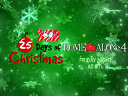 Disney XD Toons 25 Days Of Christmas Home Alone 4 Promo 2018