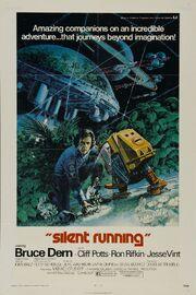 1972 - Silent Running Movie Poster