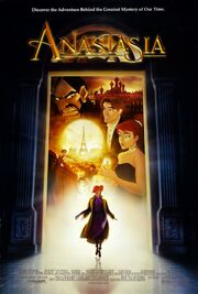 1997 - Anastasia Movie Poster