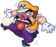 Crazy Wario from Wario Land 2