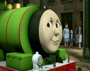 Percy face