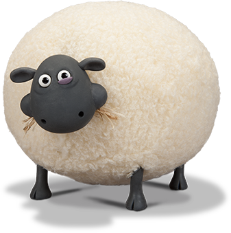 Shirley Shaun TheSheep Is A Fictional Character Who From The Sheep