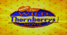The Wild Thornberrys Movie videoposters 371816