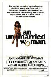 Unmarried woman