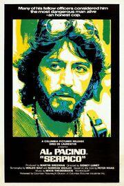 1973 - Serpico Movie Poster